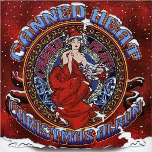Canned Heat Christmas CD