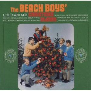Beach Boys Christmas CD