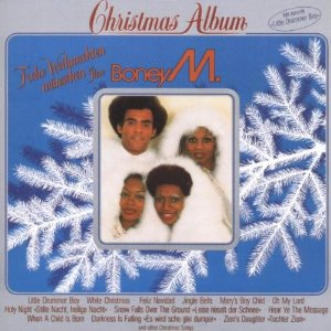 Boney M Christmas CD