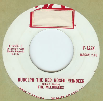 The Melodeers - Rudolph The Red Nosed Reindeer