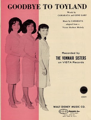 The Vonnair Sisters - Goodbye To Toyland